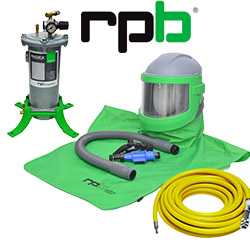 RPB Nova 3 Respirator Package