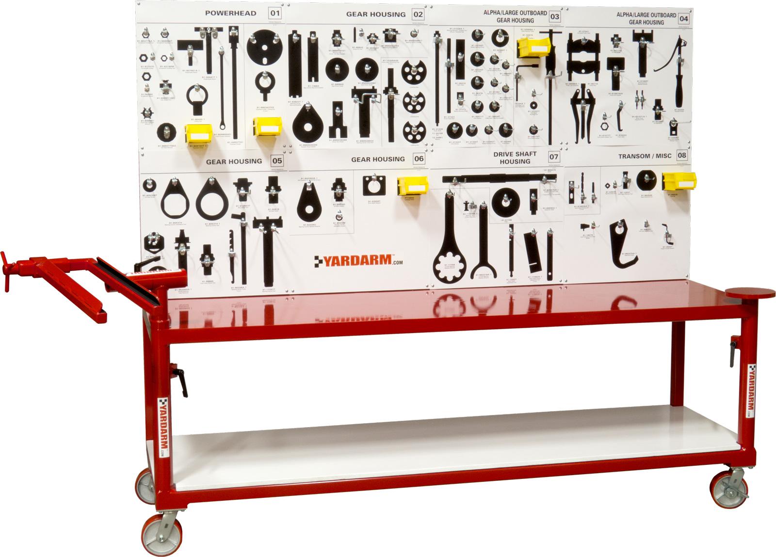 Yardarm - Marine Products & Metal Fabrication Specialists