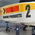 Yardarm Boat Dolly Image Gallery Photo