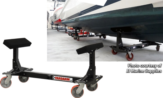 Yardarm Boat Dolly Systems