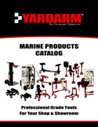 Yardarm Marine Products Brochure