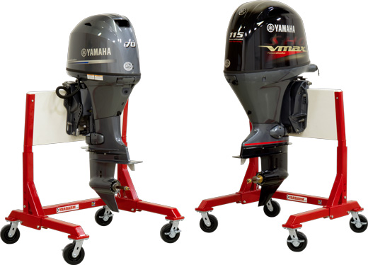 Large Outboard Engine Stands