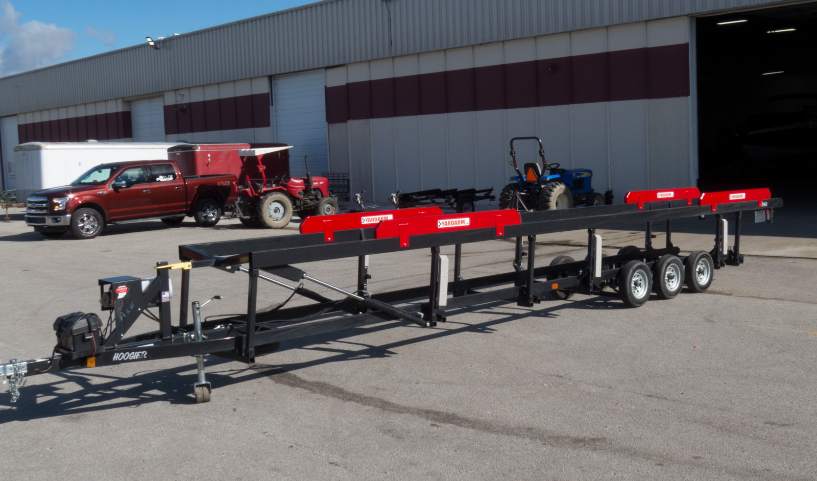 Amazoncom Tandem 10000 lb Electric Brake Trailer Axles